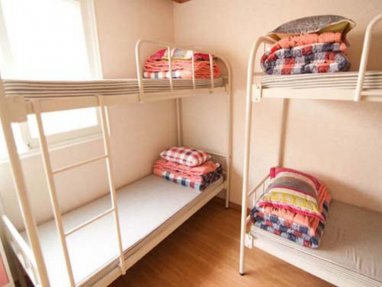 4 Bed Private Room