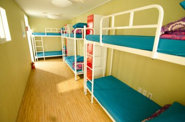 6 Bed Dormitory